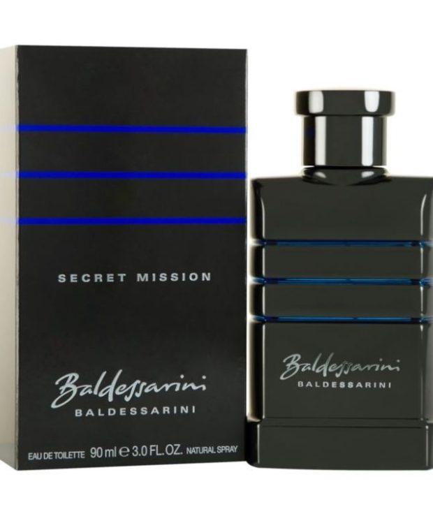 Hugo Boss Baldessarini Secret Mission
