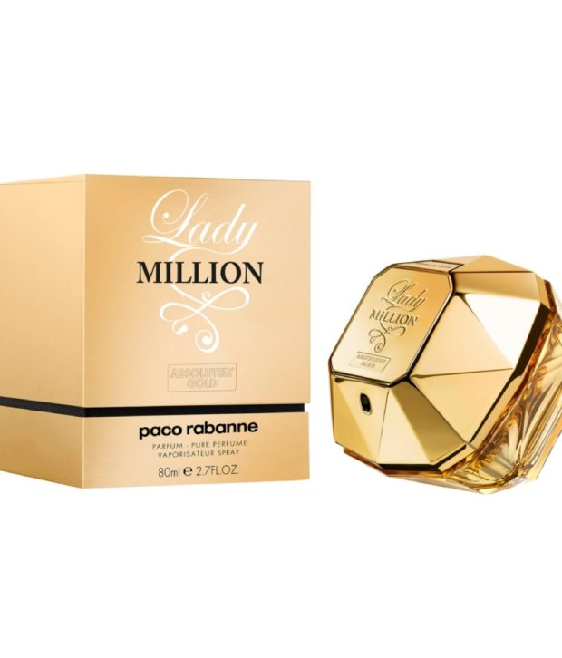 Paco Rabanne Absolutely Gold