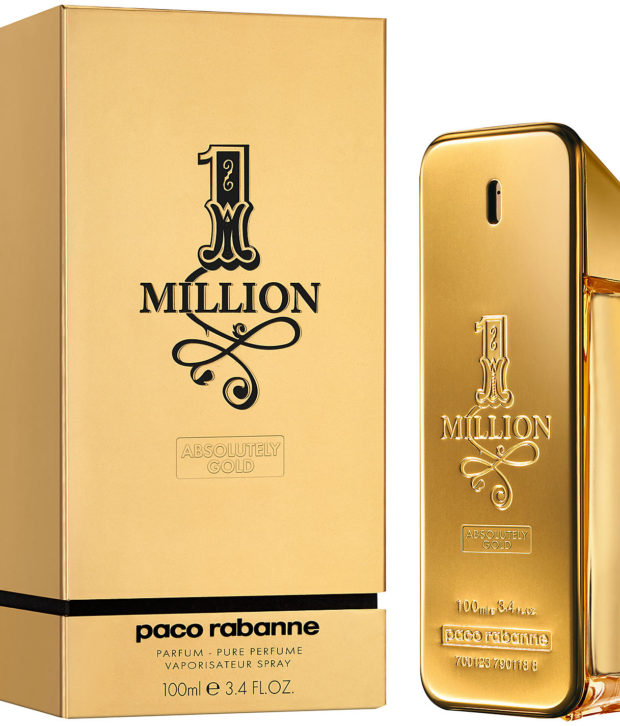 Paco Rabanne Absolutely Gold Men